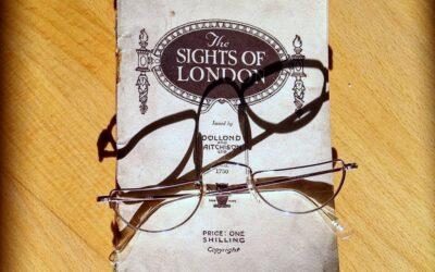 Dead Men's Spex takes a nostalgic look at London
